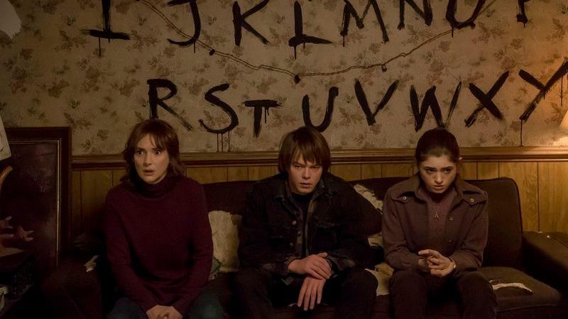 Winona Ryder, Charlie Heaton, and Natalia Dyer (Photo: Netflix)