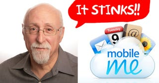 Illustration for article titled Walt Mossberg Pans Buggy MobileMe in Review