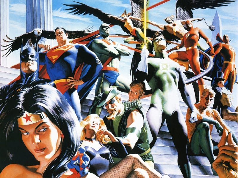 Illustration for article titled The Justice League Movie We All Knew Was Coming Is Now Confirmed