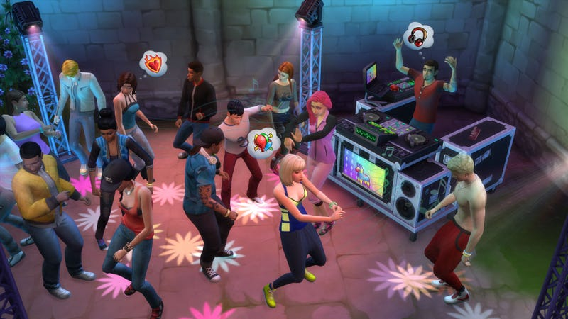 Illustration for article titled The New Sims 4 Expansion Pack Adds A Nifty-Sounding Friendship System