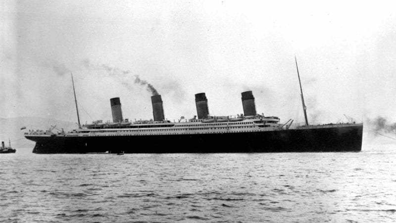 Illustration for article titled The Woman Who Survived the Titanic, Britannic, and Olympic Disasters