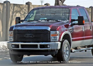 Illustration for article titled 2009 Ford F-350 Super Duty?