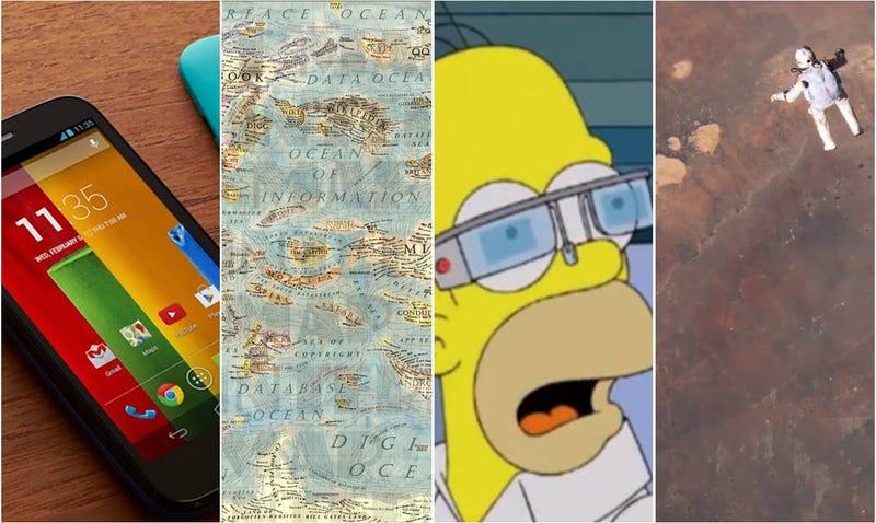 Illustration for article titled Motorola, transatlánticos, Homer y el boli Bic, lo mejor de la semana