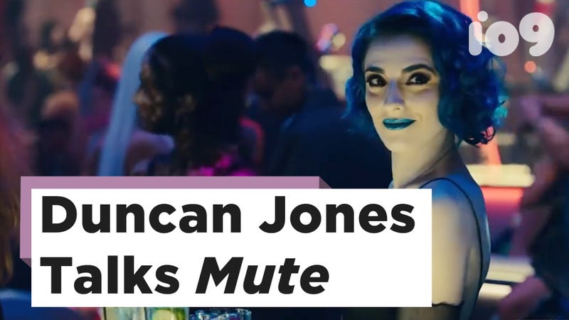 Illustration for article titled Director Duncan Jones Explains How Mute Suddenly Became a Scifi Film