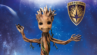 Illustration for article titled We're getting closer and closer to the Dancing Groot toy of our dreams