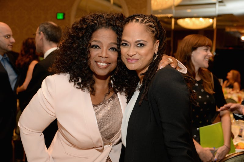 Oprah Winfrey and director Ava DuVernay Michael Kovac/Getty Images for AFI