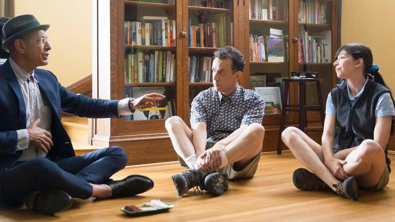 Jeff Goldblum, Fred Armisen, Carrie Brownstein (IFC)