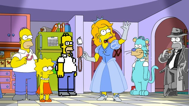 """The Simpsons to dedicate part of 2020's """"Treehouse Of Horror"""" to the Trump presidency"""