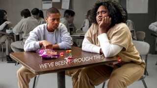 Illustration for article titled The Love Story of Orange Is the New Black's Taystee and Poussey