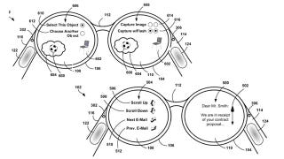 Illustration for article titled Google Scores a Patent on Google Glasses Technology