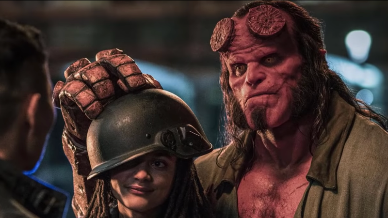 Illustration for article titled Let's break from all the Endgame chatter to discuss why the new Hellboy was bad