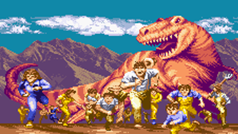 Illustration for article titled The Most Awesome Dinosaurs in Video Games