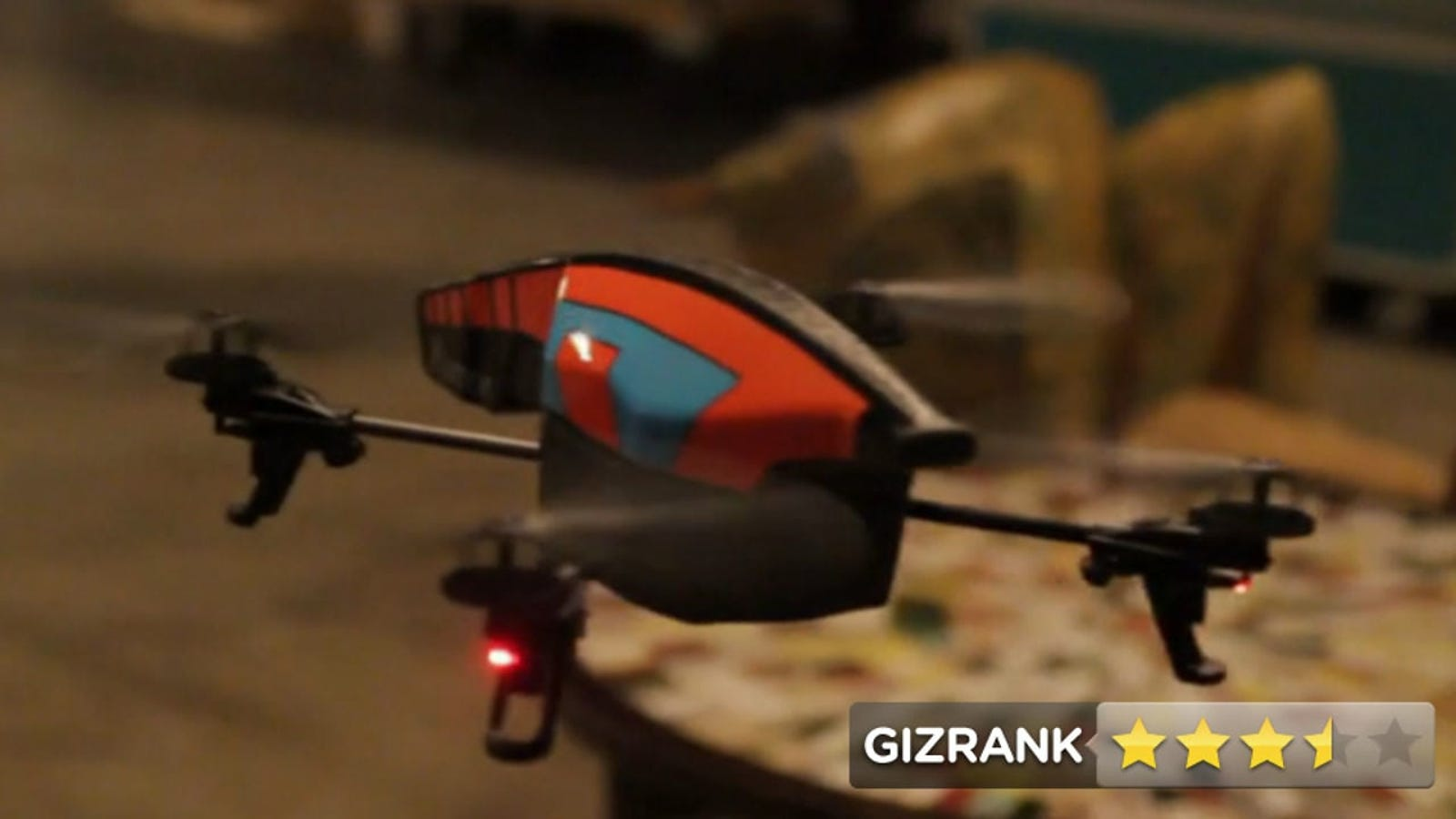 Parrot AR Drone 2 0 Review: Your Own Private Predator