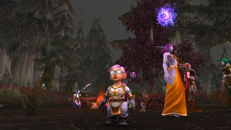 World Of Warcraft's Rise Of Azshara Update Is Live And There's So