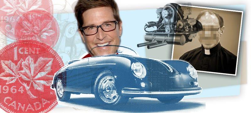 Illustration for article titled Porsche Owning Comic Gets Best Revenge Ever On Email Scammer