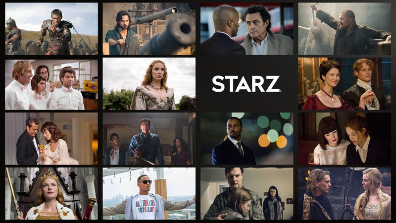 50% Off Your First 3 Months of Showtime or STARZ | Prime Video | Amazon