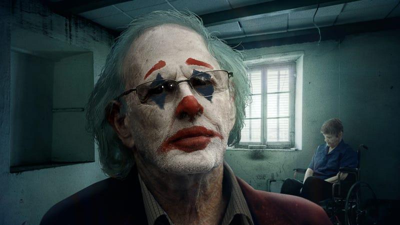 Illustration for article titled New Even Bleaker 'Joker' Reboot Features Elderly Comic Book Villain Struggling To Care For Wife After Stroke