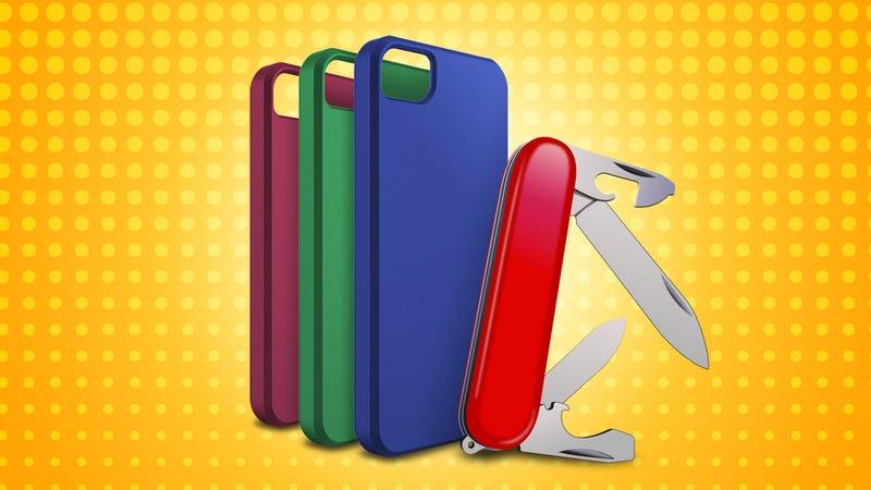 Illustration for article titled The Best Multitasking Phone Cases
