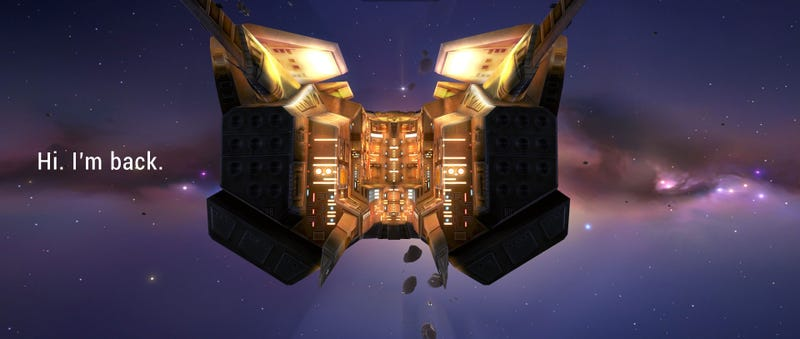 Illustration for article titled Homeworld: The Return Of A Game That's Almost Perfect