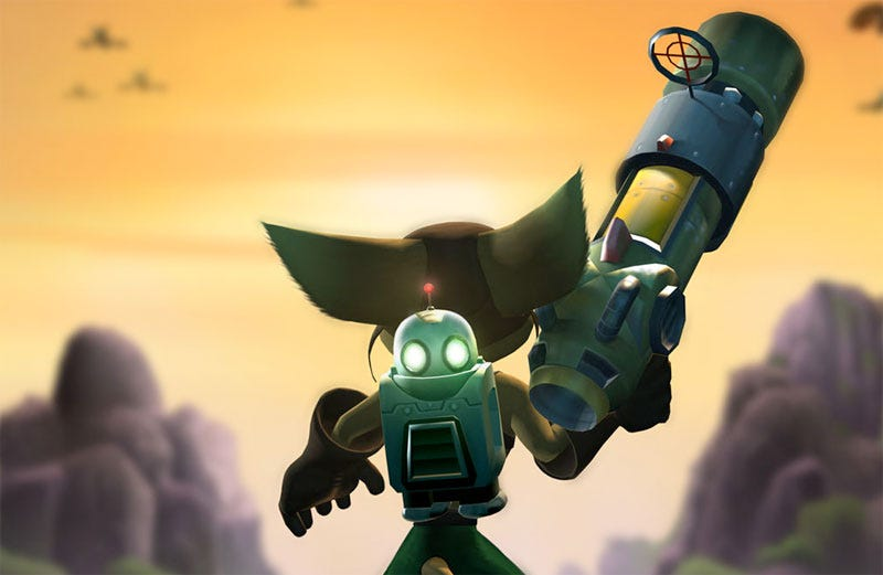 Illustration for article titled Ratchet & Clank Creators Won't Work On HD Update Of PS2 Games, But...