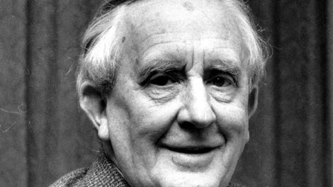 J R R  Tolkien on Building Languages: 'Elvish Is Too Complicated'