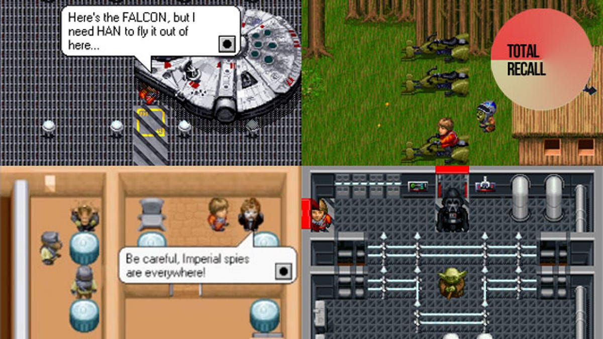 this star wars game was so bad they should have made more of them