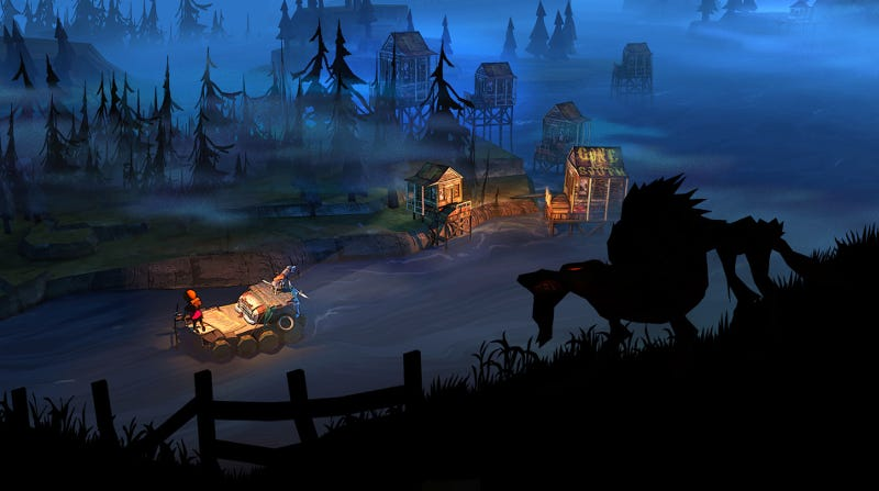 Illustration for article titled The Flame In The Flood Is Like Oregon Trail, Except Mean