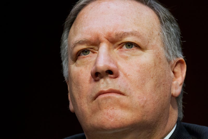 CIA Director Mike Pompeo (Jacquelyn Martin/AP Images)