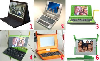 Illustration for article titled OLPC Origins: US and Taiwan's Hardware Lovechild
