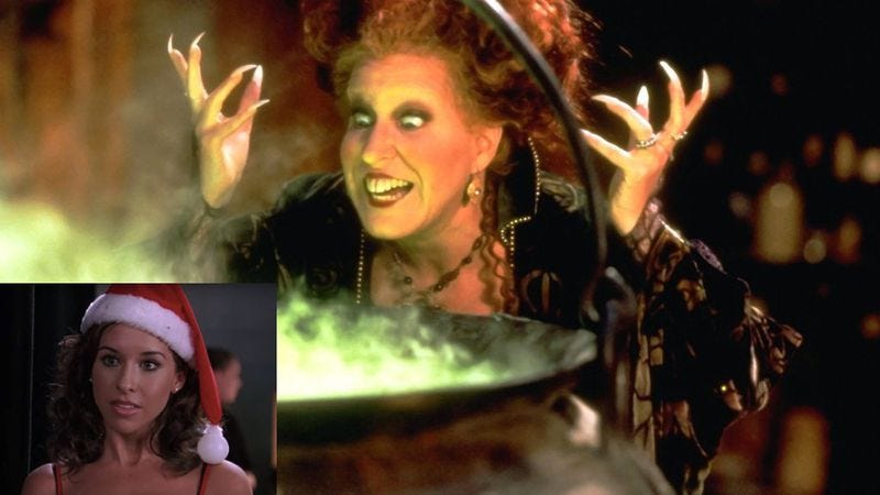 Illustration for article titled Gretchen, stop trying to make Hocus Pocus 2 happen, it's not going to happen