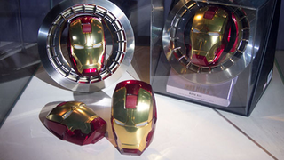 Illustration for article titled El accesorio más friki de Iron Man es este ratón para el ordenador