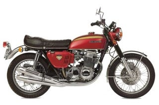 Illustration for article titled New Honda CB750 in the Works?