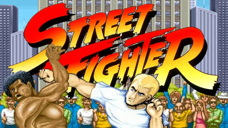 Illustration for article titled You Are Getting Old. Street Fighter Just Turned 25.