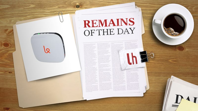 Illustration for article titled Remains of the Day: Karma Restores Unlimited Data Plan Speeds but Adds a Cap