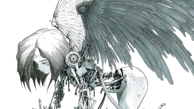 Illustration for article titled The Battle Angel Alita Manga Is An Essential Read