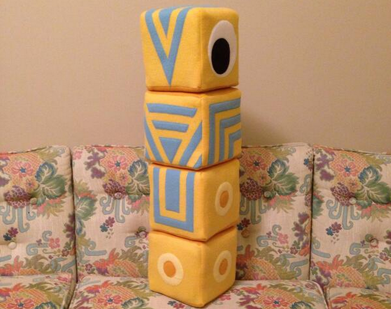 Illustration for article titled Plush Totem Buddy From Monument Valley