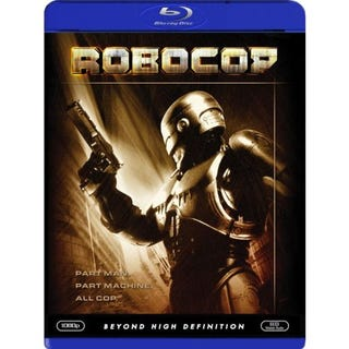 Illustration for article titled Amazon's Blu-ray Sale as Good an Excuse as Any to Own Robocop