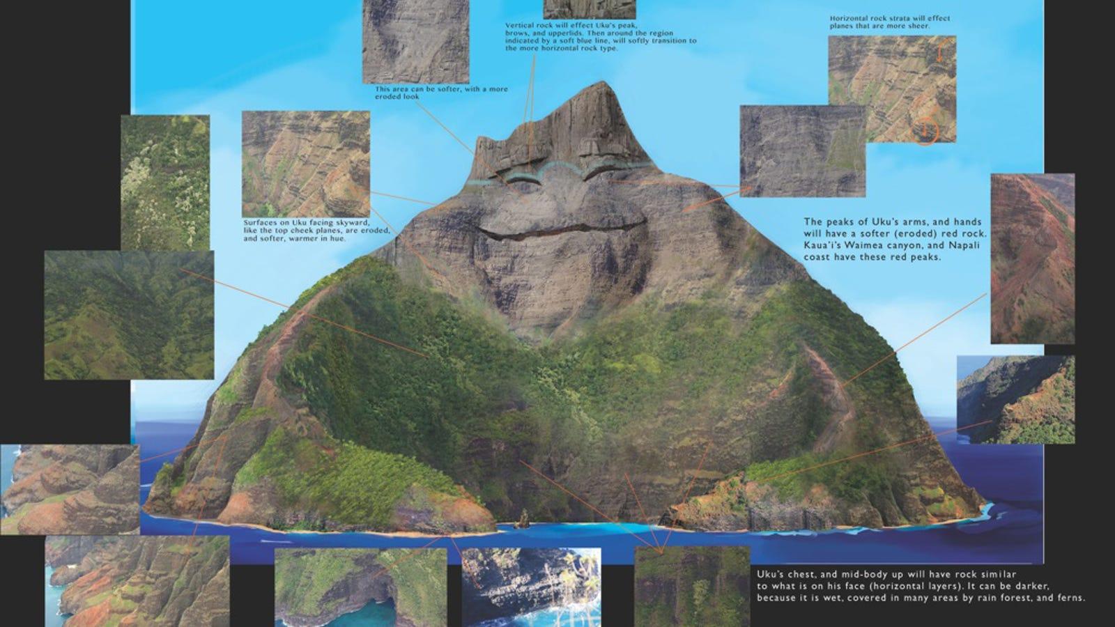 The Real Geology Behind Pixar S Short Film Lava