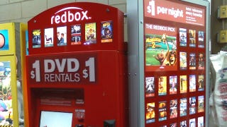Illustration for article titled Renting a Movie from Redbox Will Cost More Than a Dollar