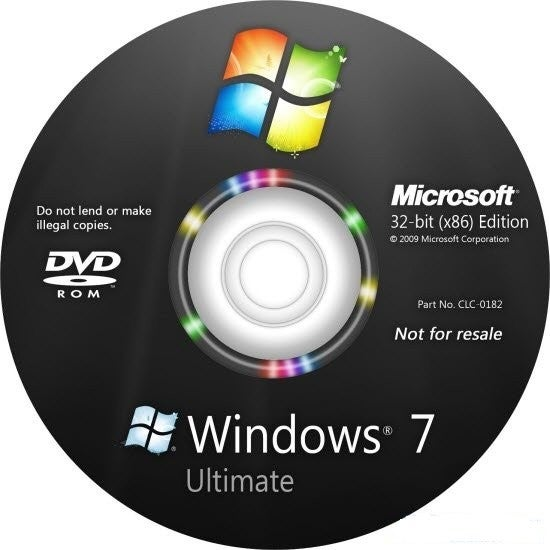 32-bit windows 7 ultimate x86 iso direct download