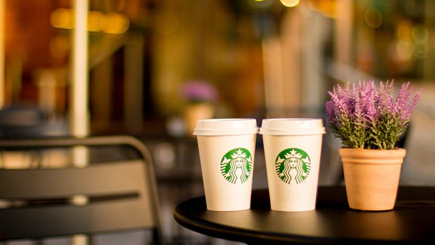 How to Get 50% Off Coffee at Starbucks Today