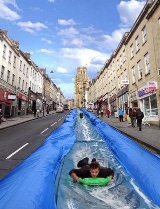 Illustration for article titled Bristol Park and Slide