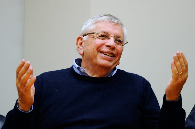 """Illustration for article titled San Francisco Chronicle: David Stern Schedules Games On Christmas Because He """"Celebrates Hanukkah"""" And """"Has No Real Feel For Christmas In The First Place"""""""