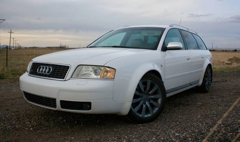 For $9,600, Would You Stick With This 2002 Audi S6 Avant?