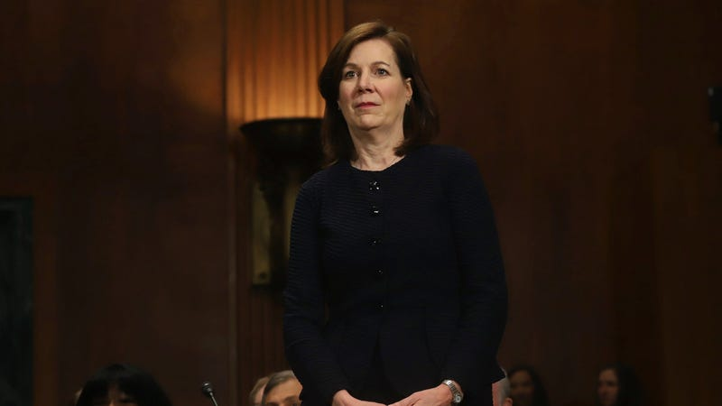 Illustration for article titled Anti-Abortion Judge Wendy Vitter Confirmed [UPDATED]