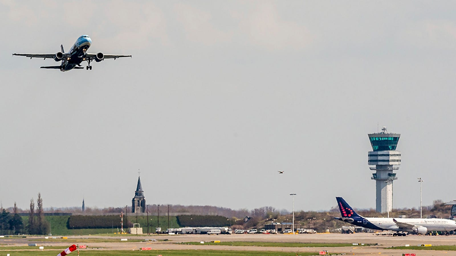 When You Fly Over a Foreign Country, Your Airplane Owes Rent