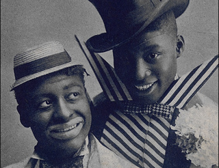 Bert Williams and George WalkerPublic domain/Wikipedia
