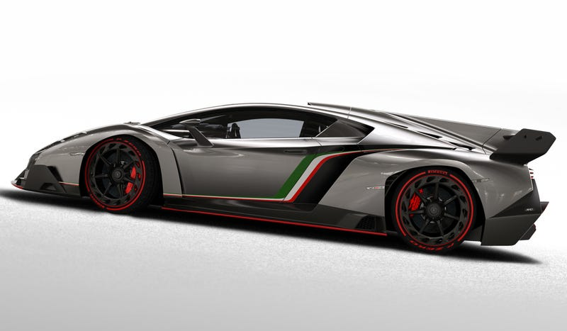 Illustration for article titled Why The Lamborghini Veneno Is The Next Poster Your Child Will Put On His Wall