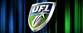Illustration for article titled This UFL Logo Is Easy To Swallow, But Hard To Take In