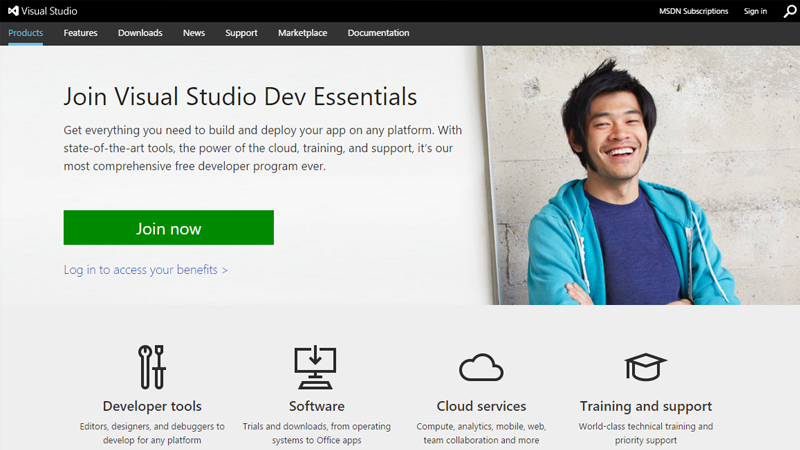 Microsoft's Free Visual Studio Program Gives You Free Software and Online Training